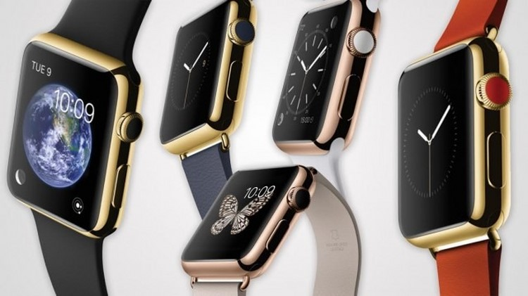 Mê mẩn trước ấn phẩm Apple Watch dát vàng 18k - 1