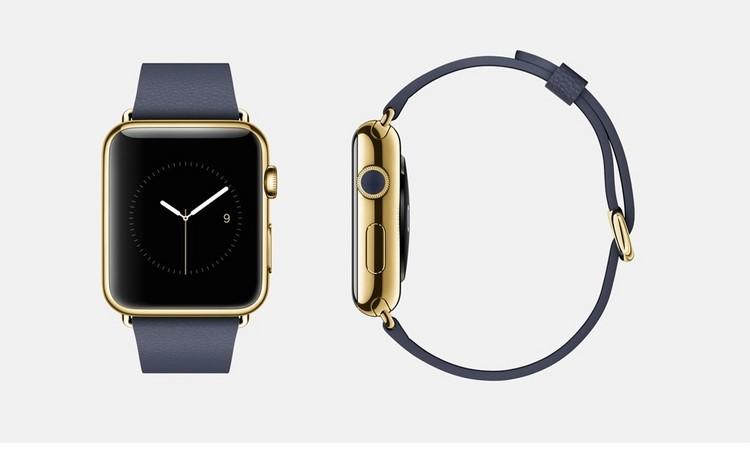 Mê mẩn trước ấn phẩm Apple Watch dát vàng 18k - 5