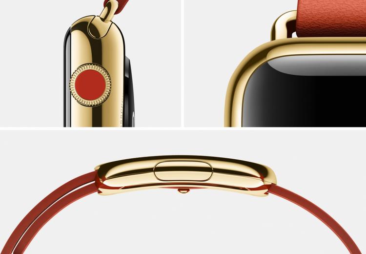 Mê mẩn trước ấn phẩm Apple Watch dát vàng 18k - 7