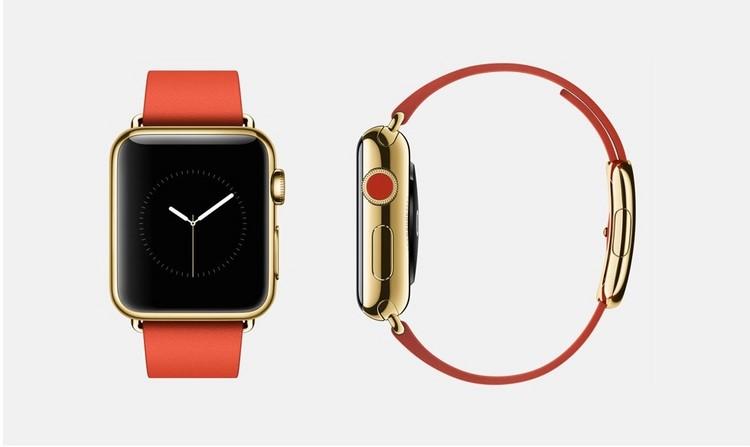 Mê mẩn trước ấn phẩm Apple Watch dát vàng 18k - 6