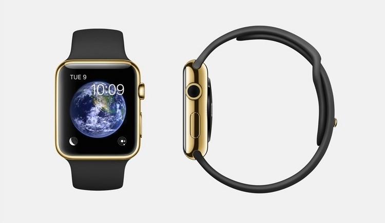 Mê mẩn trước ấn phẩm Apple Watch dát vàng 18k - 4