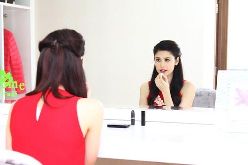 """""""Đột nhập"""" căn hộ Tim mới tặng Trương Quỳnh Anh - 9"""