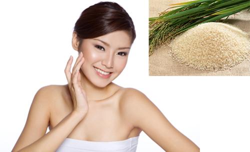 Công thức tẩy tế bào da chết từ bột gạo - 1