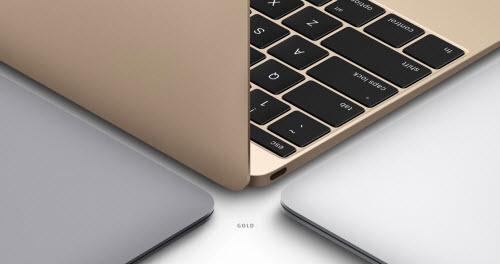 MacBook 12-inch trình làng: Mỏng, nhẹ và sang trọng - 1
