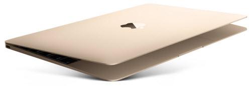 MacBook 12-inch trình làng: Mỏng, nhẹ và sang trọng - 2