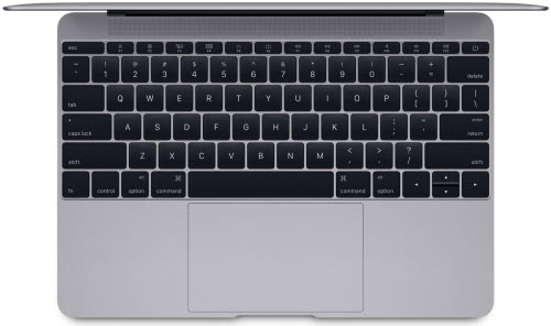 MacBook 12-inch trình làng: Mỏng, nhẹ và sang trọng - 3
