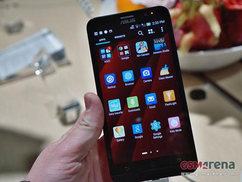 Ra mắt Asus Zenfone 2 mới giá 6,1 triệu đồng - 7