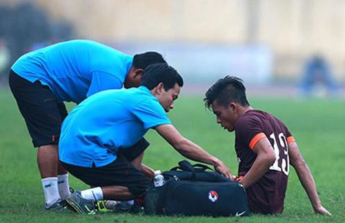 Thể lực của cầu thủ Việt Nam - 1