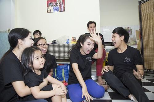 """Gặp gỡ """"Tiểu hồ ly"""" 4 tuổi đang gây sốt VN Got talent - 3"""
