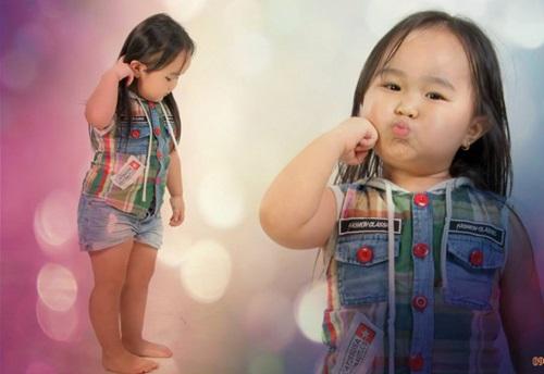 """Gặp gỡ """"Tiểu hồ ly"""" 4 tuổi đang gây sốt VN Got talent - 9"""