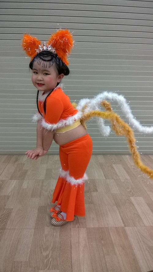 """Gặp gỡ """"Tiểu hồ ly"""" 4 tuổi đang gây sốt VN Got talent - 15"""