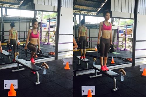 Phương Trinh Jolie đi Thái 3 lần 1 tháng để giảm cân - 6