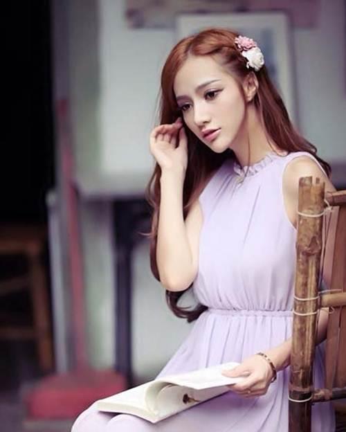 Hot girl nổi tiếng với những bức ảnh xinh như mộng - 4