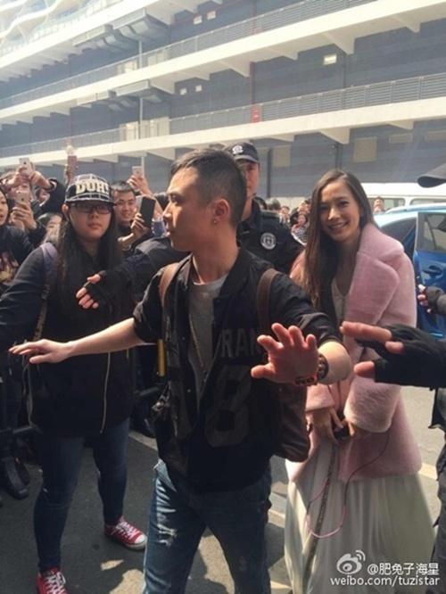 Hàng nghìn fan giẫm đạp lên nhau vì Phạm Băng Băng - 3