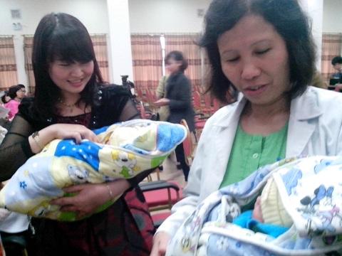 Lần đầu tiên, Việt Nam cứu sống trẻ sinh non 500 gram - 1