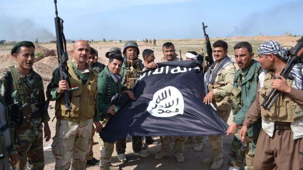 Phiến quân IS đang bị xé nát từ bên trong - 1