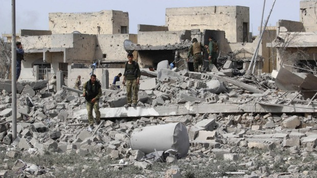 Phiến quân IS đang bị xé nát từ bên trong - 2