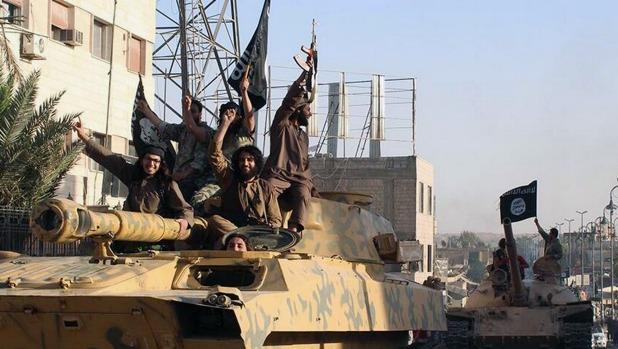 Phiến quân IS đang bị xé nát từ bên trong - 4