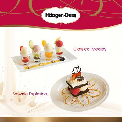 Ưu đãi hấp dẫn từ Häagen-Dazs - thương hiệu kem siêu cao cấp thế giới - 3