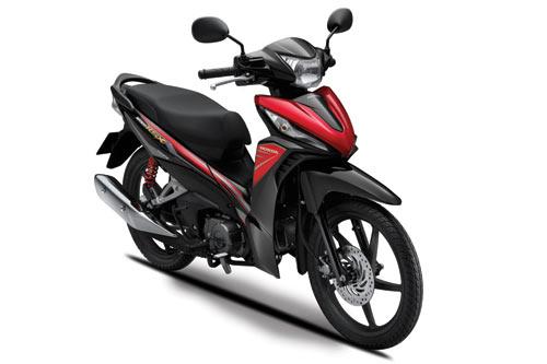 Honda Việt Nam bổ sung màu mới cho Wave 110 RSX - 1