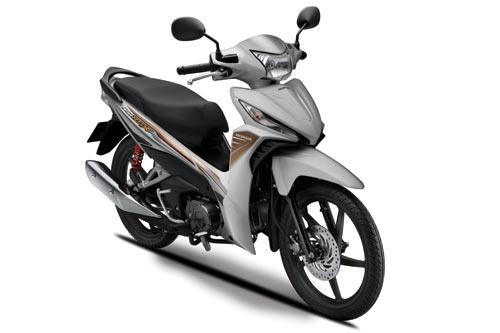 Honda Việt Nam bổ sung màu mới cho Wave 110 RSX - 3
