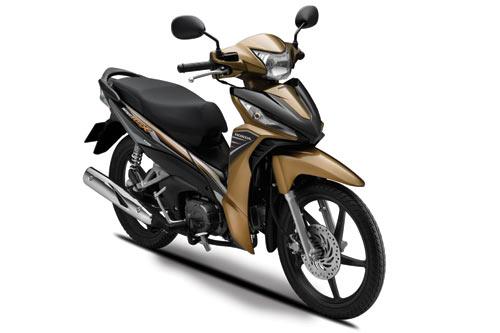Honda Việt Nam bổ sung màu mới cho Wave 110 RSX - 5