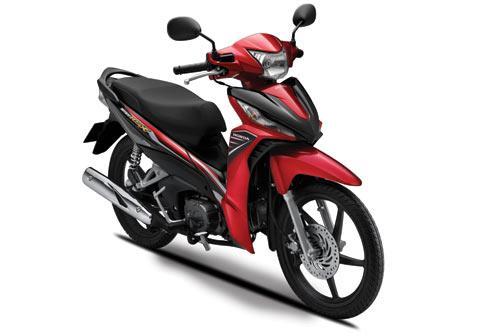 Honda Việt Nam bổ sung màu mới cho Wave 110 RSX - 4