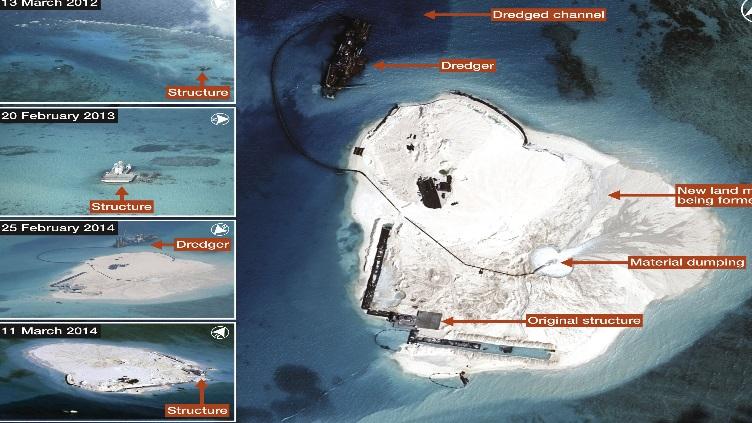 TQ ngụy biện về hành động xây đảo ở Biển Đông - 1