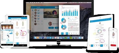 VoxyPad: Gọi điện, chat và chia sẻ hình ảnh kèm chú thích miễn phí - 1