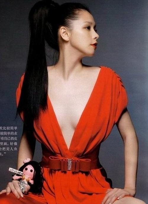 """Ngạc nhiên trước vẻ đẹp """"bất lão"""" của Từ Nhược Tuyên - 6"""