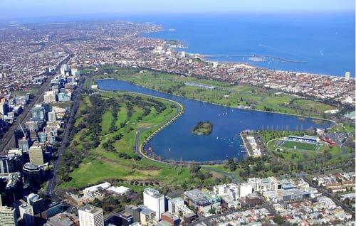 """F1, Australian GP: """"Thiên đường"""" ở Albert Park - 1"""