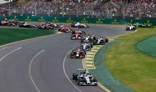 """F1, Australian GP: """"Thiên đường"""" ở Albert Park - 2"""