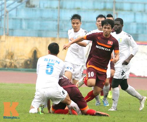Đừng lo cho Công Phượng và nội bộ U23 VN - 1
