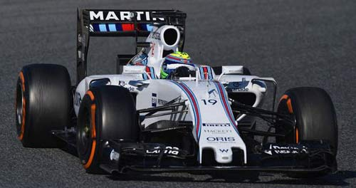 F1 kết thúc thử xe: Coi chừng Williams (P5) - 2