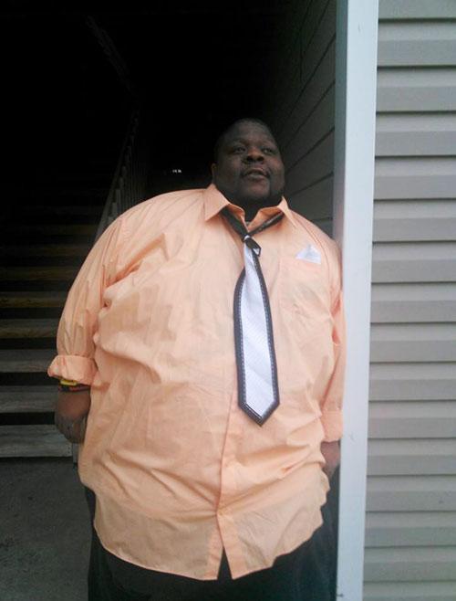 Chàng béo nặng gần 4 tạ 2 năm giảm 100 kg - 3