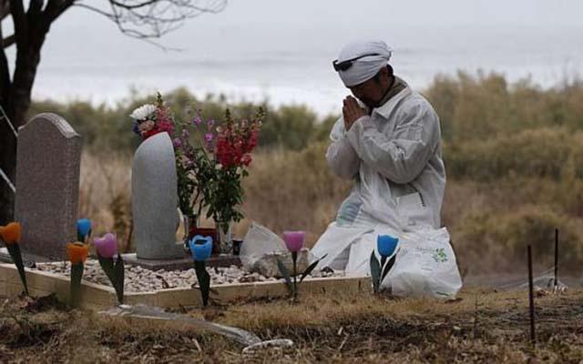 Thảm kịch sóng thần Nhật Bản: Nỗi đau chưa thể nào nguôi - 1