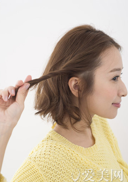 Gợi ý 2 biến tấu đẹp, dễ cho cô nàng tóc ngắn - 3