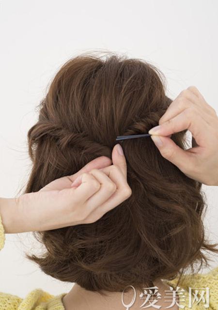 Gợi ý 2 biến tấu đẹp, dễ cho cô nàng tóc ngắn - 6