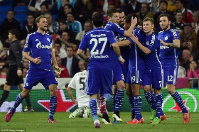 TRỰC TIẾP Real - Schalke: Rượt đuổi ngoạn mục (KT) - 8
