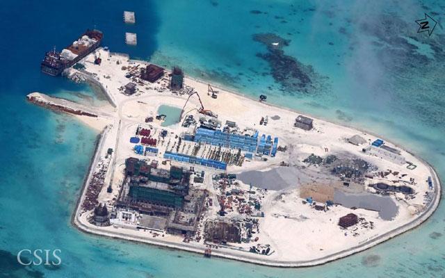 """TQ nói Biển Đông là """"sân nhà"""": Một tuyên bố ngạo mạn - 1"""
