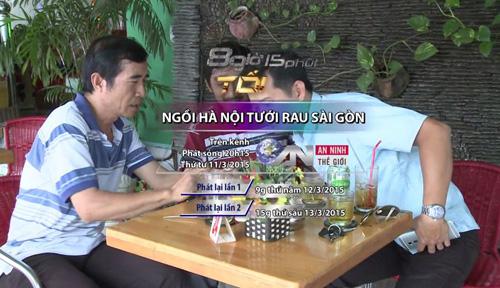 Ngồi ở Hà Nội tưới rau Sài Gòn - 4