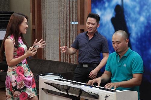 Bằng Kiều áp lực khi làm giám khảo khách mời VN Idol - 1