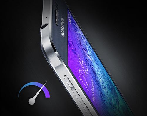 Lý do Samsung Galaxy Alpha hút khách hơn Samsung Note 4 - 3