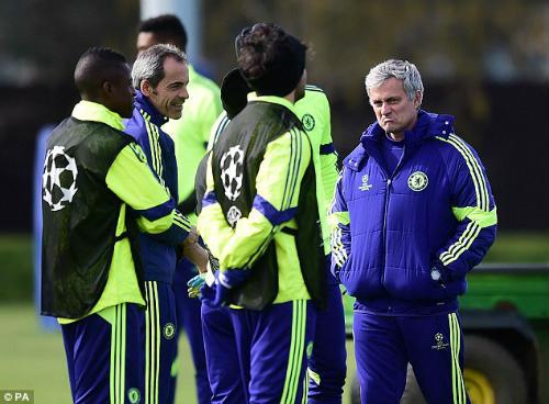 """Mourinho: """"PSG là đội bóng chơi bẩn nhất châu Âu"""" - 2"""