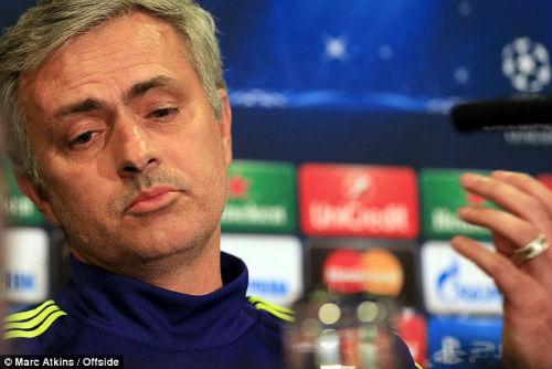"""Mourinho: """"PSG là đội bóng chơi bẩn nhất châu Âu"""" - 7"""