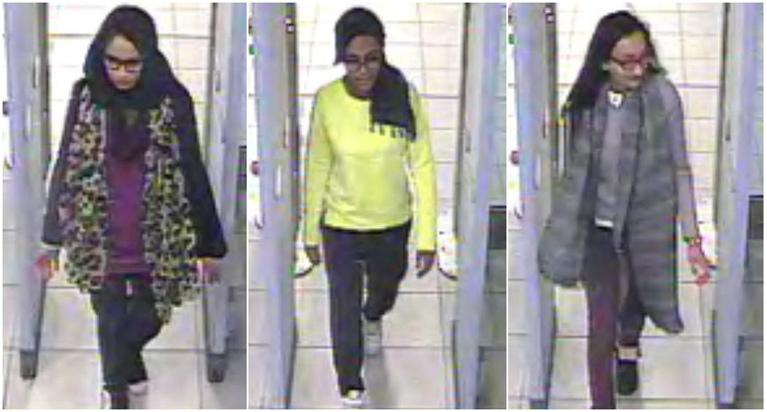 Nữ sinh Anh trộm nữ trang làm lộ phí gia nhập IS - 1