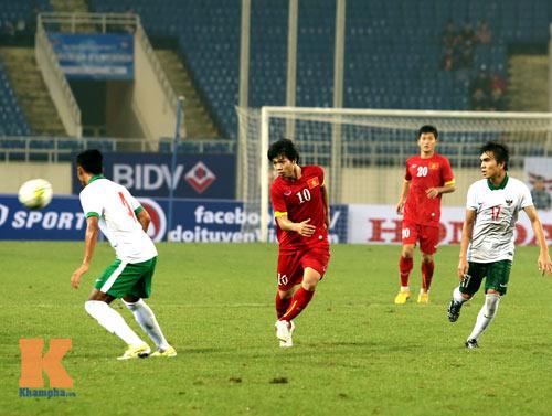 Diện mạo U23 VN và triết lý bóng đá của ông Miura - 1