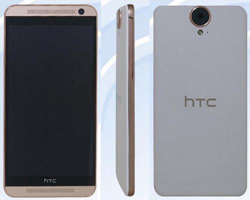 Điện thoại tầm trung HTC One E9 rục rịch ra mắt - 1