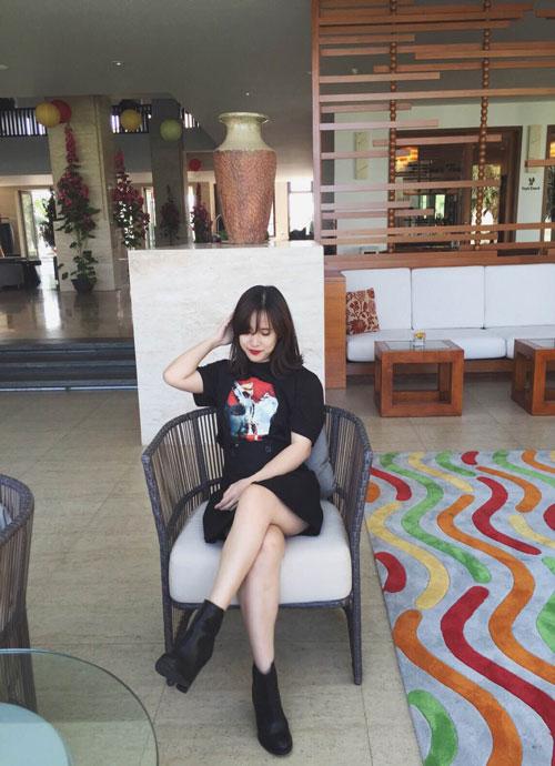 Cô chủ shop dễ thương mê áo in họa tiết - 8