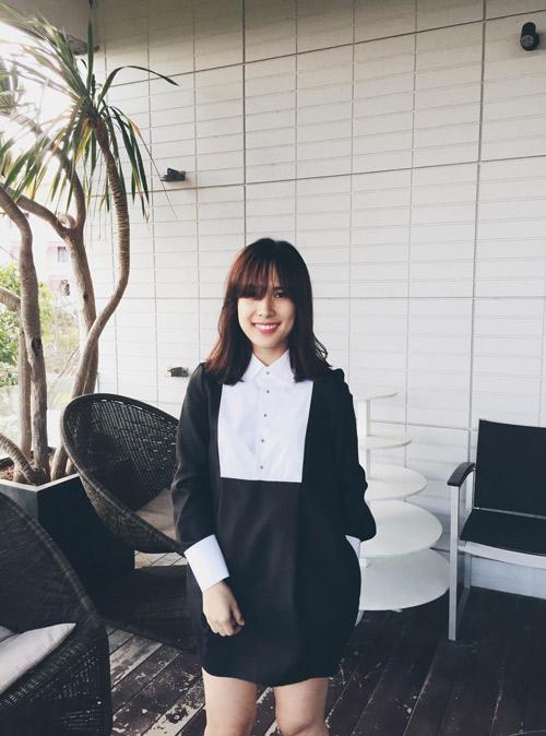 Cô chủ shop dễ thương mê áo in họa tiết - 10